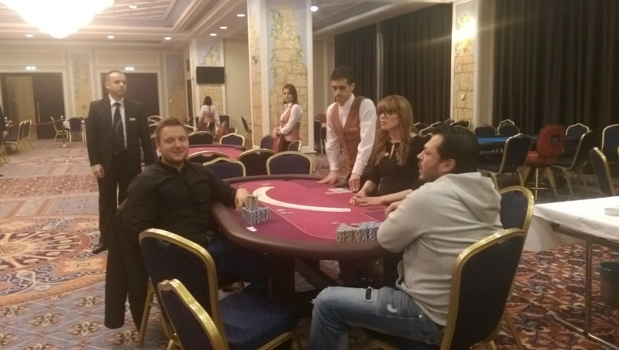 Marko gasparovic poker casino club gold